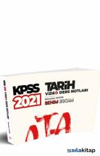 2021 KPSS Tarih Video Ders Notları Benim Hocam Yayınları