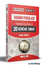2021 KPSS Tarihin Pusulası Tamamı Çözümlü 20 Deneme Sınavı