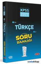 021 KPSS A'dan Z'ye Türkçe Soru Bankası