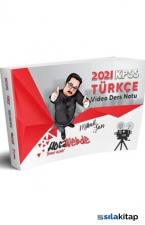 2021 KPSS Türkçe Video Ders Notları