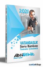 2021 KPSS Vatandaşlık Soru Bankası Hocawebde Yayınları