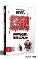 2021 Kpss Vatandaşlık Tamamı Çözümlü Soru Bankası