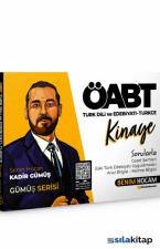 2021 Öabt Türk Dili ve Edebiyatı - Türkçe Kinaye Soru Bankası Benim Hocam Yayınları