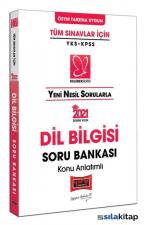 Tüm Sınavlar İçin Dil Bilgisi Konu Anlatımlı Soru Bankası Yargı Yayınları