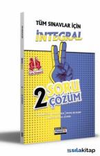 2021 Tüm Sınavlar İçin İntegral - 2 Soru 2 Çözüm