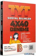 2021 TYT Sosyal Bilimler 4X40 Fasikül Denemeler Benim Hocam Yayınları