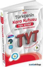 2021 TYT Türkçenin Kara Kutusu Tek Kitap İnformal Yayınları