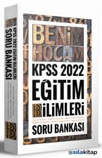 2022 KPSS Eğitim Bilimleri Tek Kitap Soru Bankası Benim Hocam Yayınları