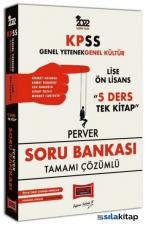 2022 Kpss Lise Ön Lisans Gygk Perver 5 Ders Tek Kitap Soru Bankası Çözümlü
