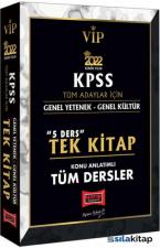 2022 KPSS Tüm Adaylar Vıp Genel Yetenek Genel Kültür Konu Anlatımlı Tek Kitap Yargı Yayınları