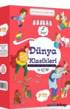 2. Sınıf Dünya Klasikleri 10 Kitap Takım