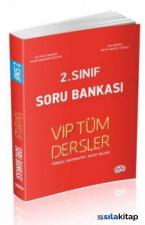 2. Sınıf VIP Tüm Dersler Soru Bankası