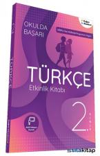 Doğan Akademi 2 Sınıf Türkçe Etkinlik Kitabı 2020