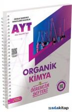 AYT Organik Kimya Öğrencim Defteri