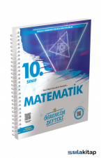 10.Sınıf Matematik Öğrencim Defteri