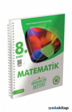 8.Sınıf Matematik Öğrencim Defteri