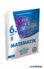 6.Sınıf Matematik Öğrencim Defteri
