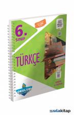 3561 - 6.Sınıf Türkçe Okulum Akıllı Defter