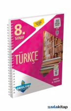 8.Sınıf Türkçe Okulum Akıllı Defter