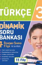 3. Sınıf Türkçe Dinamik Soru Bankası