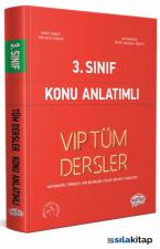 3. Sınıf VIP Tüm Dersler Konu Anlatımlı