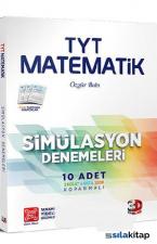 3D TYT Matematik Simülasyon 10lu Denemeleri