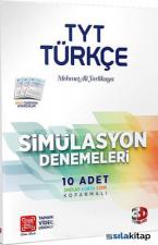 3D TYT Türkçe Simülasyon 10lu Denemeleri