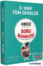 3.Sınıf Tüm Dersler Abece Serisi Soru Bankası