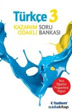 3.Sınıf Türkçe Kazanım Odaklı Soru Bankası-Yeni Öğretim Programına Uygun