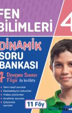 4. Sınıf Dinamik Fen Bilimleri Soru Bankası