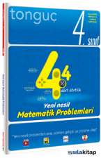 4. Sınıf Dört Dörtlük Yeni Nesil Matematik Problemleri