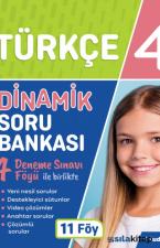 4. Sınıf Türkçe  Dinamik Soru Bankası
