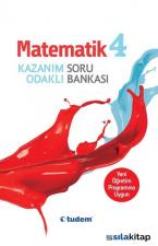 4.Sınıf Matematik Kazanım Odaklı Soru Bankası-Yeni Öğretim Programına Uygun
