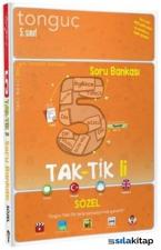 5. Sınıf Sözel Taktikli Soru Bankası Tonguç Akademi