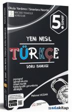5. Sınıf Türkçe Yeni Nesil Soru Bankası Paragrafın Şifresi Yayınları