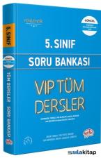 5.Sınıf Vip Tüm Dersler Soru Bankası