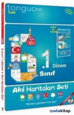 6. Sınıf 1. Dönem Akıl Haritaları Seti