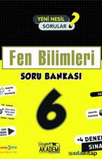 6. Sınıf - FEN BİLİMLERİ - Soru Bankası