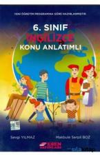 6. Sınıf İngilizce Konu Anlatımlı
