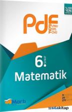 6. Sınıf Matematik Pdf Planlı Ders Föyü