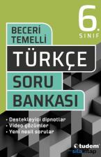 6.Sınıf Beceri Temelli Türkçe Soru Bankası