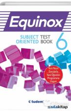 6.Sınıf Equinox Subject Oriented Test Book
