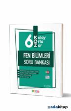 6.Sınıf Koz Fen Bilimleri Soru Bankası