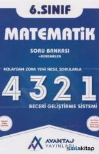 6.Sınıf Matematik Soru Bankası + Denemeler