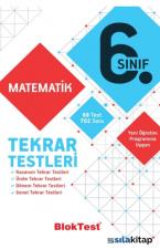 6.Sınıf Matematik Tekrar Testleri