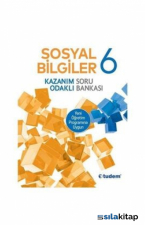 6.Sınıf Sosyal Bilgiler Kazanım Odaklı Soru Bankası