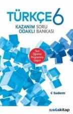 Tudem 6.Sınıf Türkçe Kazanım Odaklı Soru Bankası