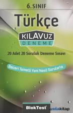 6.Sınıf Türkçe Kılavuz Deneme Beceri Temelli Yeni Nesil Sorular