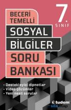 7. SINIF BECERİ SOSYAL BİLGİLER SORU BANKASI