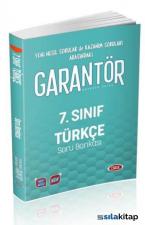 7. Sınıf Garantör Türkçe Soru Bankası